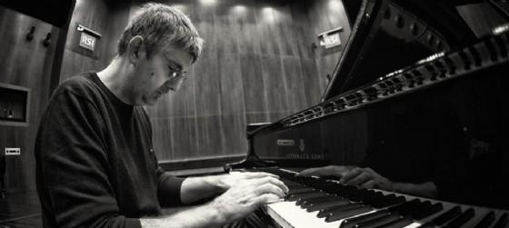 Venier al piano