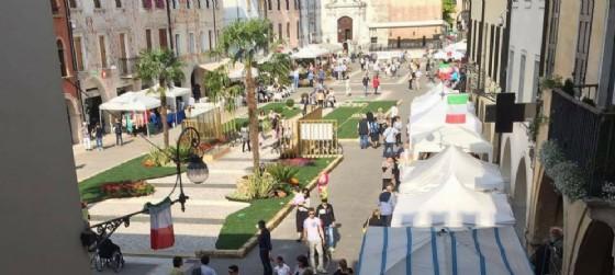 Bilancio positivo per Piazza in Fiore 2016 a San Vito al Tagliamento (© Pro San Vito)