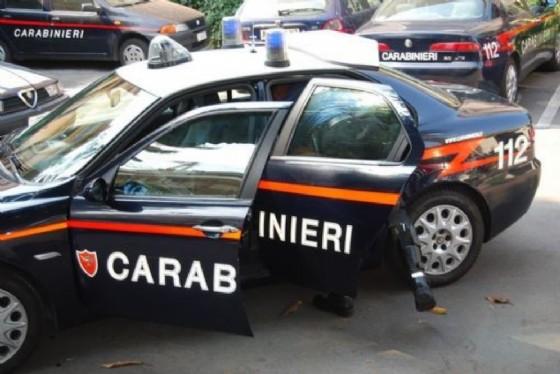 Dopo la lite in piazza sono intervenuti i carabinieri