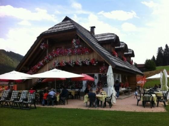 Il ristorante di Mazzolini (© Mazzolini)