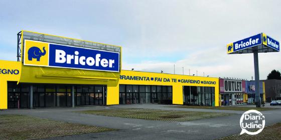 Ecco come sarà il nuovo punto vendita Bricofer (© Diario di Udine)