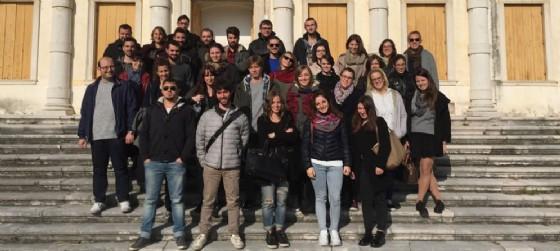 I volontari del servizio civile 2015/2016 (© Pro Loco Friuli Venezia Giulia)
