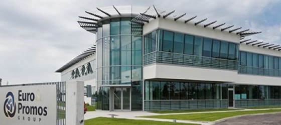 La sede dell'azienda (© Euro&Promos)