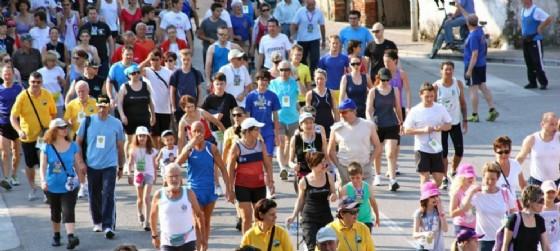 30ma edizione della marcia Vieni e cammina
