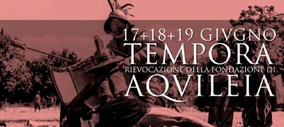 Rievocazione storica per Aquileia (© Tempora Aquileia)