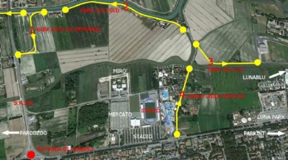 Ecco come sarà modificata la viabilità in occasione del concerto di Vasco