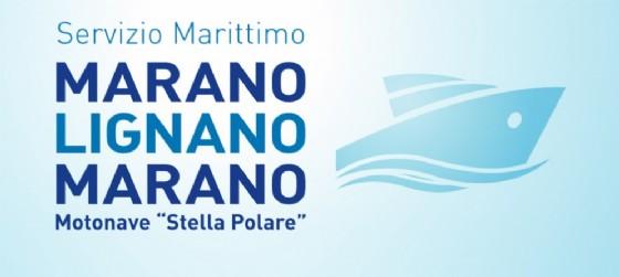 In viaggio via mare da Marano a Lignano (© Saf)
