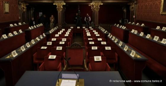 In un mese il primo Consiglio comunale (© Comune di Torino)