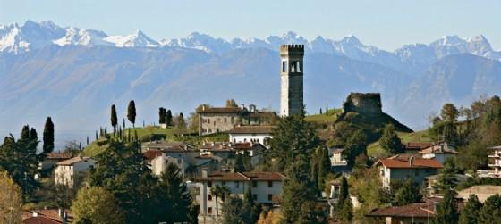 Una vista di Fagagna, fra i borghi più belli in Italia del Fvg (© Borghi più belli in Italia)