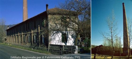 Le immagini del sito industriale di Rubignacco in alcune immagini del sito ipac.regione.fvg.it
