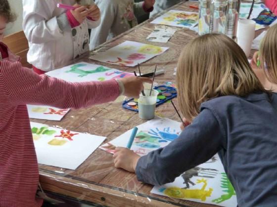 I laboratori per bambini e ragazzi della kermesse Selvatica (© Diario di Biella)