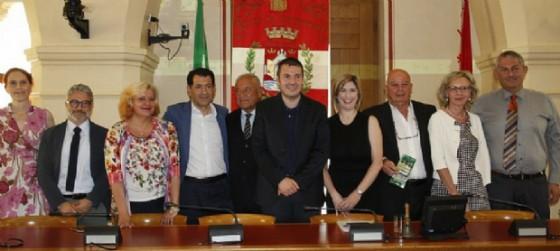 I nuovi assessori comunali di Pordenone