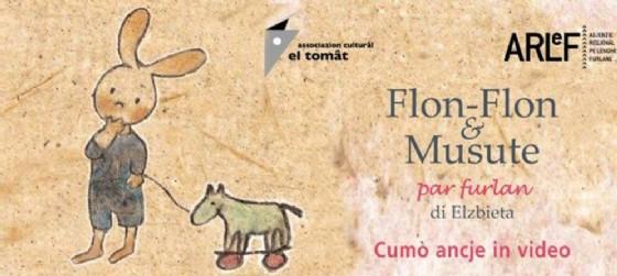 """Nuovo video in friulano per """"Flon Flon & Musute"""" (© ARLeF)"""
