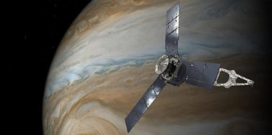 Sonda Juno entra nell'orbita di Giove dopo 5 anni, impresa storica