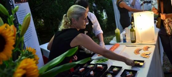 12 luglio: Dinner Show di Friuli Venezia Giulia Via dei Sapori al Castello di Spessa (© FVG Via dei Sapori | Camera di Commercio Udine)