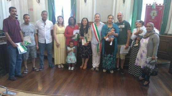 I nuovi cittadini italiani e l'assessore Varnero