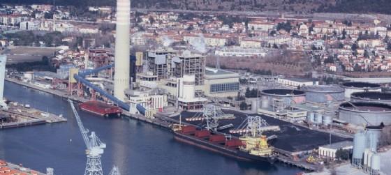 """Ambiente Fvg: Assessore Vito """"svolta verde per la centrale di Monfalcone"""" (© A2A Centrale termoelettrica Monfalcone)"""
