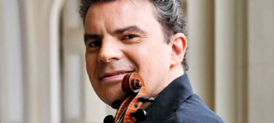 Roberto Turrin, direttore del Conservatorio Tartini (Trieste) in duo a Gorizia con Emmanuele Baldini (© Emmanuele Baldini| Associazione Progetto Musica)