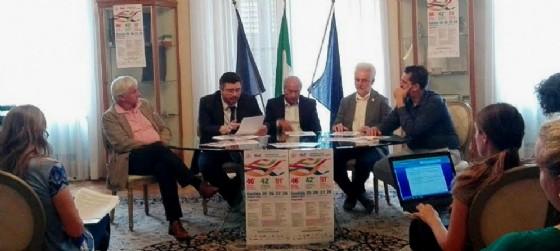 Conferenza stampa al Comune di Gorizia: presentato il 46° Festival Mondiale del Folklore (© Associazione Culturale Etnos Gorizia)
