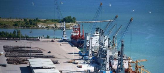 Regione Fvg finanzia e coordina la realizzazione dell'escavo del canale di accesso al Porto di Monfalcone