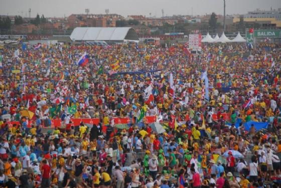 La Giornata mondiale della Gioventù a Cracovia (© CEI)