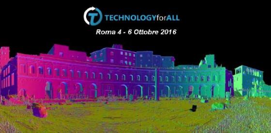 Forum TECHNOLOGYforALL a Roma il 5 e 6 ottobre (© Credits photo courtesy of Forum TECHNOLOGYforALL)