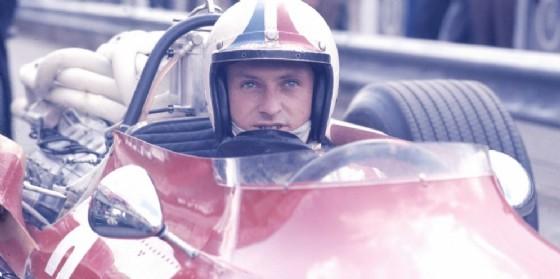 Chris Amon (© Ferrari)
