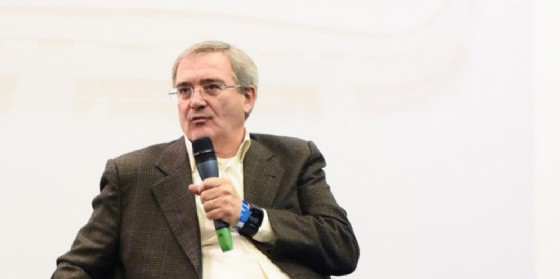 Il presidente Roberto Moroso (© Upc Tavagnacco)