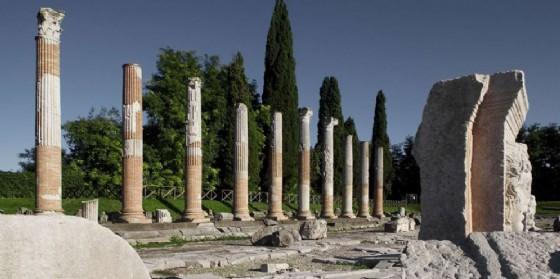 Anche l'antica città romana, Aquileia, in lizza per il titolo di Capitale Italiana della Cultura