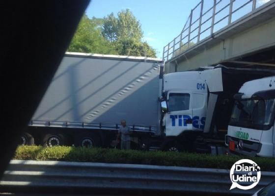 Riaperta l'autostrada A4 (© Diario di Udine)