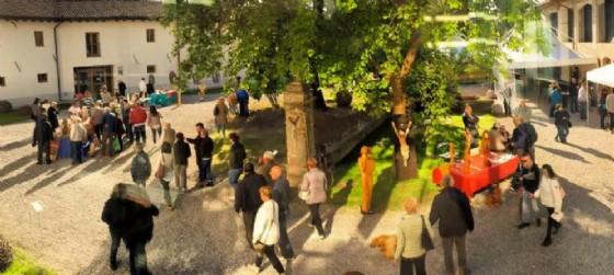 Casarsa, il Giardino di Palazzo Burovich de Zmajevich ospita la serata Calici di Stelle (© Pro Casarsa)