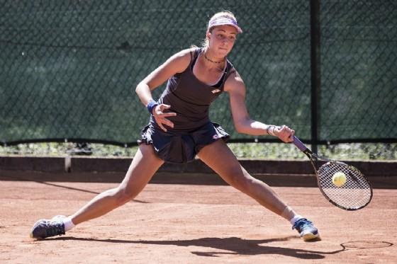 Federica Bilardo (© Tennis Tarvisio)