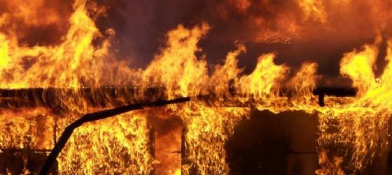 Divampa incendio alla Euroink srl di Fiume Veneto. Danni ingenti (© pixabay.com)