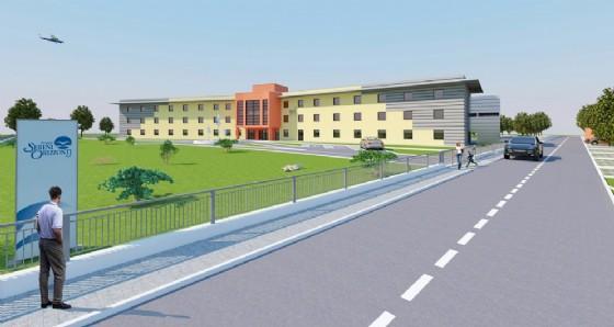 Ecco come sarà la nuova residenza di Pasian di Prato (© Sereni Orizzonti)