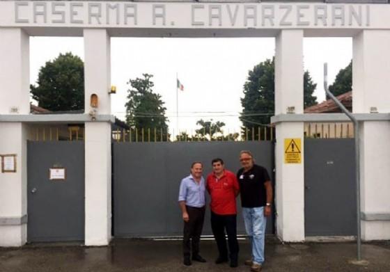 Cna e Cri, insieme, per far lavorare gli ospiti della Cavarzerani (© Cna)