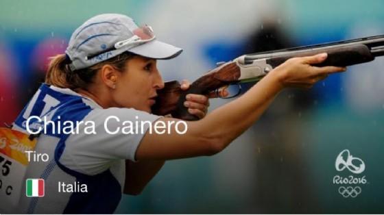 Chiara Cainero (© Rio2016)