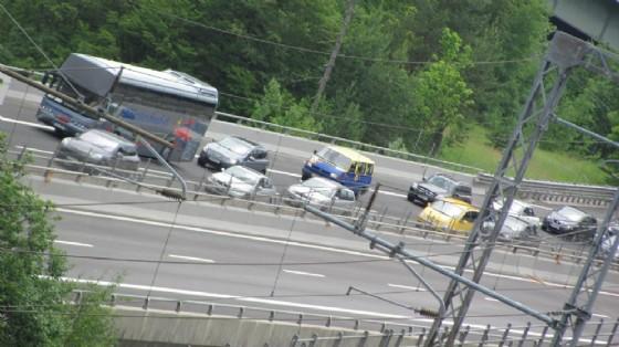 Giornata di traffico intenso in Fvg (© Diario di Udine)