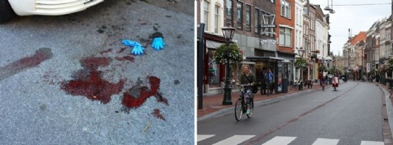 L'omicidio è avvenuto nel gennaio del 2015, in via Borgomasino