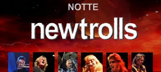 I New Trolls a Lignano in concerto