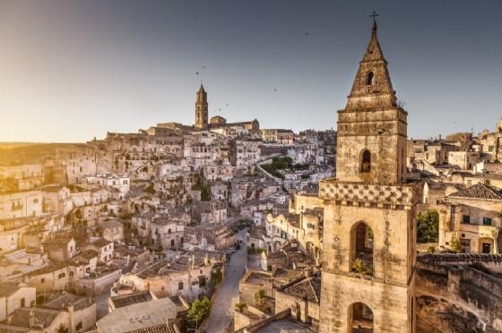 Matera, «Città dei Sassi»