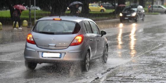 Tra sabato e domenica in arrivo temporali sul Friuli (© Diario di Udine)