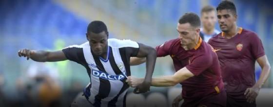 Comincia con una pesante sconfitta il Campionato dell'Udinese (© Udinese)