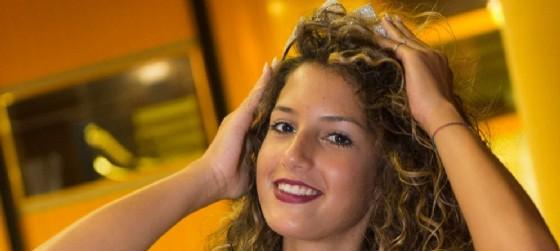 Maria Pappadà, la nuova Miss Friuli Venezia Giulia (© Valter Parisotto | Facebook Miss Italia Friuli Venezia Giulia)