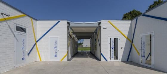 Il nuovo Hub Giovani di Lignano (© Comune di Lignano)