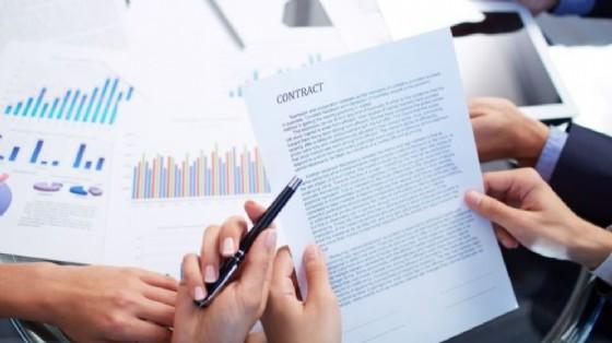 In calo i contratti di lavoro in Fvg (© Diario di Udine)