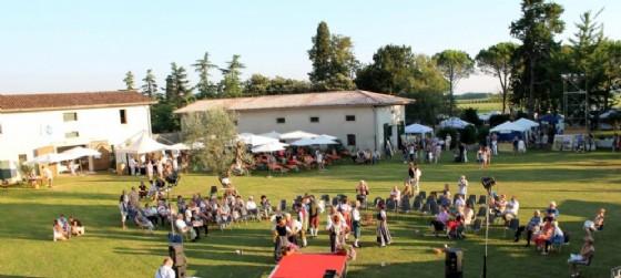Uno degli appuntamenti che si sono tenuti in occasione della passata edizione di  'Sensi d'arte', a Oleis di Manzano