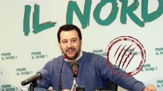 Matteo Salvini (© Diario di Udine)