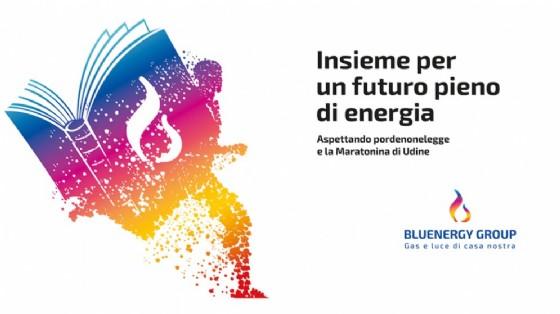 La locandina dell'evento promosso da Bluenergy Group (© Bluenergy)