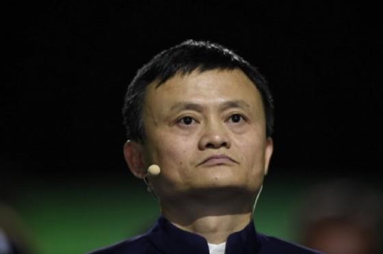 Il patron di Alibaba, Jack Ma. (© Eric Feferberg| Afp. com)