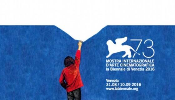 Il manifesto dell'edizione 2016 del Festival di Venezia (© Festival di Venezia)